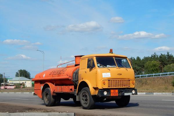 бензовоз МАЗ
