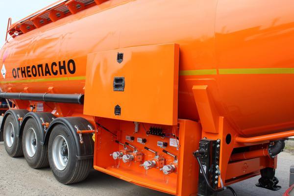 цистерна бензовоза 30 куб метров